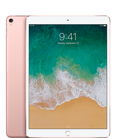 Apple Ipad Pro 9 7 Wifi 4g A1674 32gb Rose Gold Affordable Mac