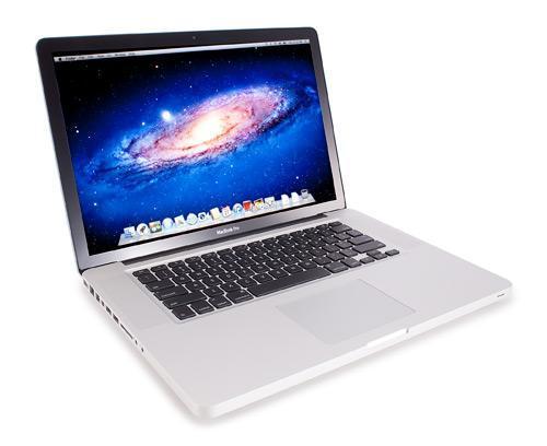 "Apple MacBook Pro 15"" Core i7 2Ghz, 4GB, 500GB, OS 10 14 Mojave Refurbished  Grade B"