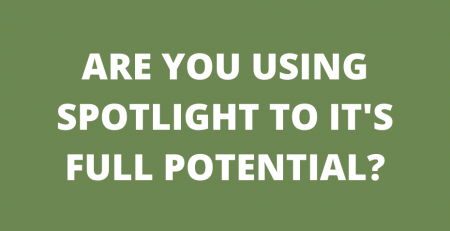 Are You Using Spotlight To It's Full Potential? | Affordable Mac
